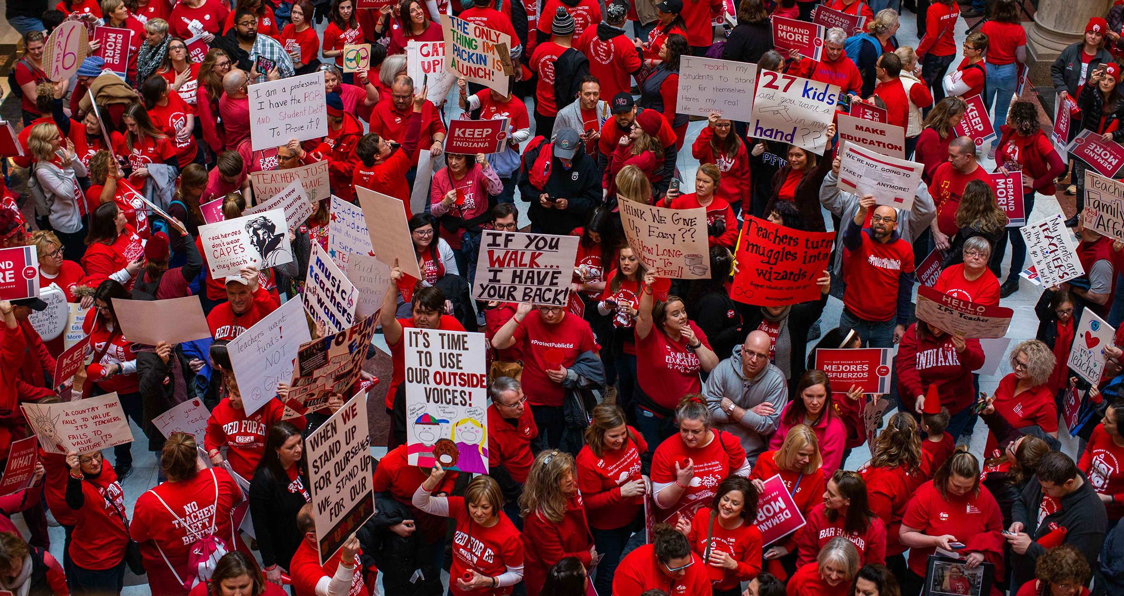 4365e4066e39 Invest In Education | Indiana State Teachers Association