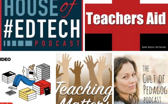 Podcasts For Educators Blog